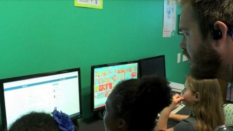 Grand Rapids Students Learn About Internet Safety