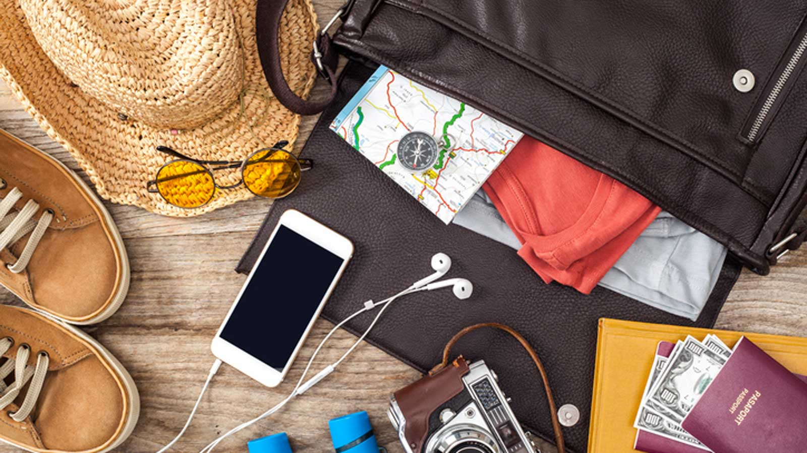 Spring travel tech tools