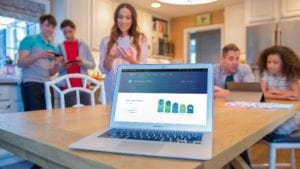Dinnertime, bedtime, anytime: XFi lets you control your family's WiFi experience