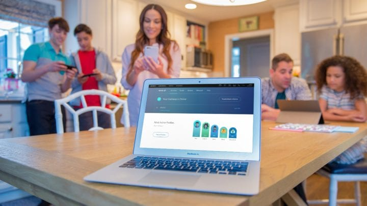 Manage and control your home WiFi experience