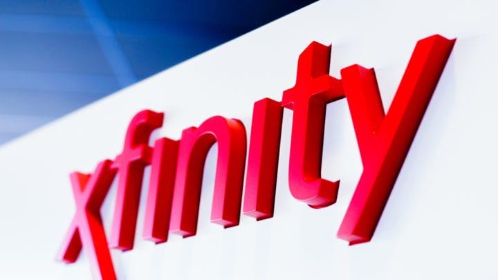 The Xfinity logo.
